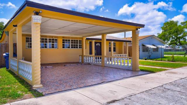 15222 NW 18th Ave, Miami Gardens, FL 33054 (#RX-10637426) :: Ryan Jennings Group
