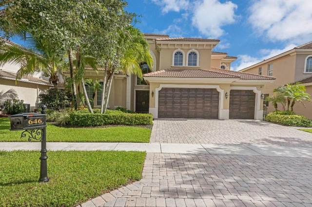 646 Edgebrook Lane, Royal Palm Beach, FL 33411 (#RX-10637441) :: Ryan Jennings Group
