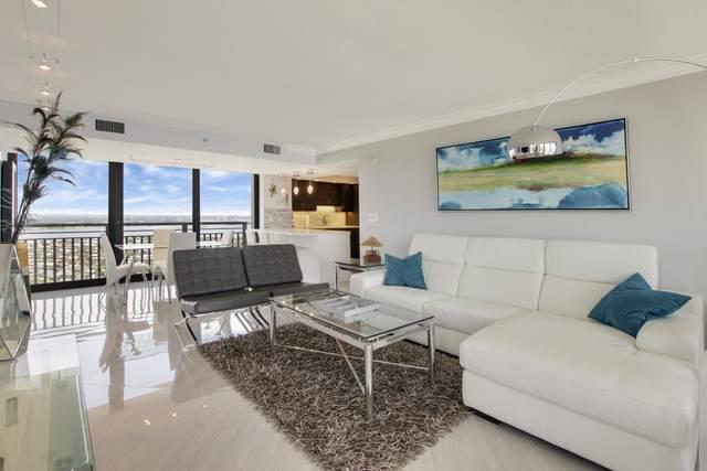 3000 N Ocean Drive 35H, Riviera Beach, FL 33404 (#RX-10637464) :: Ryan Jennings Group