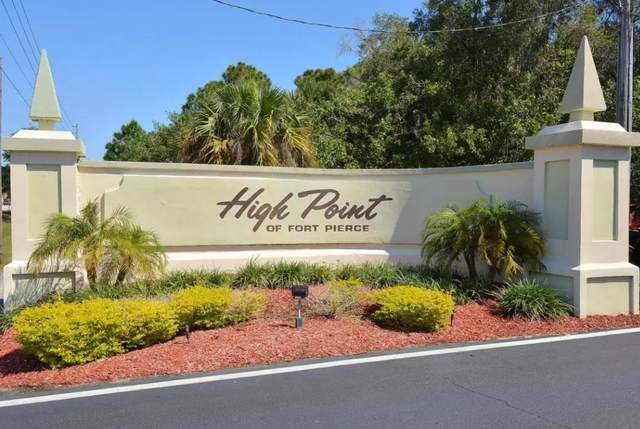 733 High Point Boulevard E #2, Fort Pierce, FL 34950 (#RX-10637479) :: Posh Properties