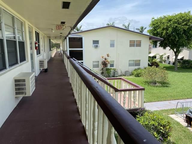 67 Waltham C, West Palm Beach, FL 33417 (MLS #RX-10637481) :: Berkshire Hathaway HomeServices EWM Realty