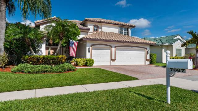 7087 Taylorwood Drive, Lake Worth, FL 33467 (MLS #RX-10637483) :: Castelli Real Estate Services