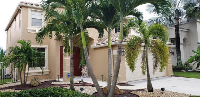 1106 Oakwater Drive, Royal Palm Beach, FL 33411 (#RX-10637488) :: Ryan Jennings Group