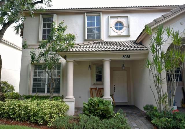 8035 Murano Circle, Palm Beach Gardens, FL 33418 (MLS #RX-10637496) :: The Jack Coden Group