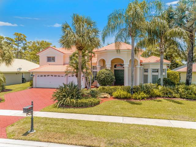 737 Cypress Green Circle, Wellington, FL 33414 (MLS #RX-10637502) :: Berkshire Hathaway HomeServices EWM Realty