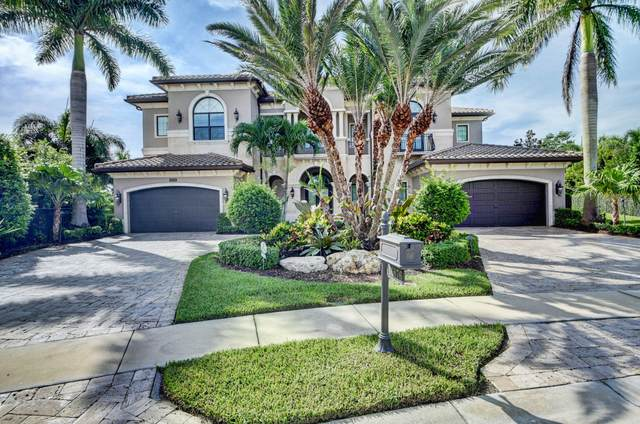 16876 Crown Bridge Drive, Delray Beach, FL 33446 (MLS #RX-10637513) :: THE BANNON GROUP at RE/MAX CONSULTANTS REALTY I