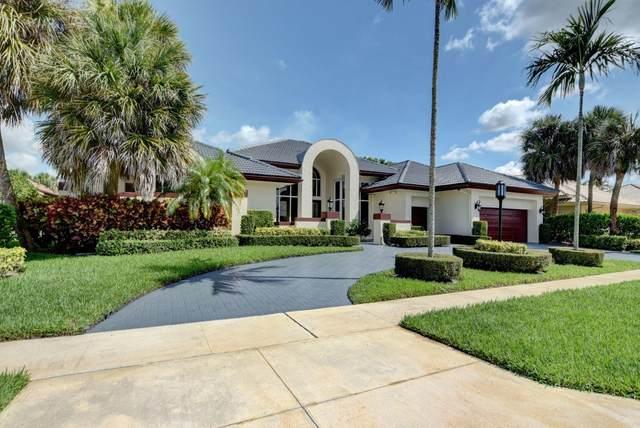 10265 Shireoaks Lane, Boca Raton, FL 33498 (MLS #RX-10637547) :: Berkshire Hathaway HomeServices EWM Realty