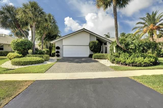 3961 Live Oak Boulevard, Delray Beach, FL 33445 (MLS #RX-10637552) :: Berkshire Hathaway HomeServices EWM Realty