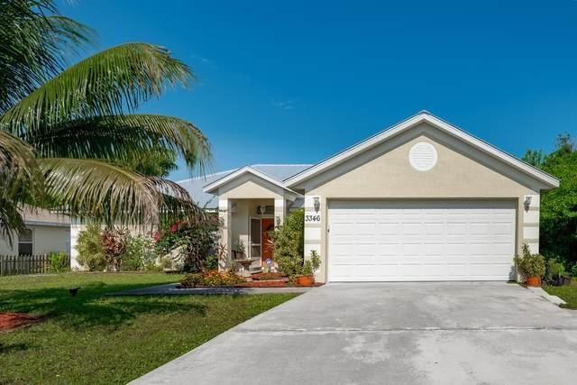 3346 SW Martin Street, Port Saint Lucie, FL 34953 (#RX-10637570) :: Ryan Jennings Group