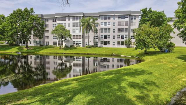 4145 Cypress Reach Court #103, Pompano Beach, FL 33069 (MLS #RX-10637572) :: Castelli Real Estate Services