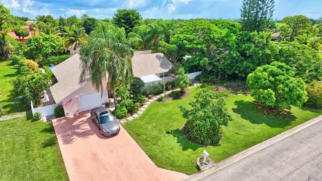 103 Oriole Court, Royal Palm Beach, FL 33411 (#RX-10637582) :: Ryan Jennings Group