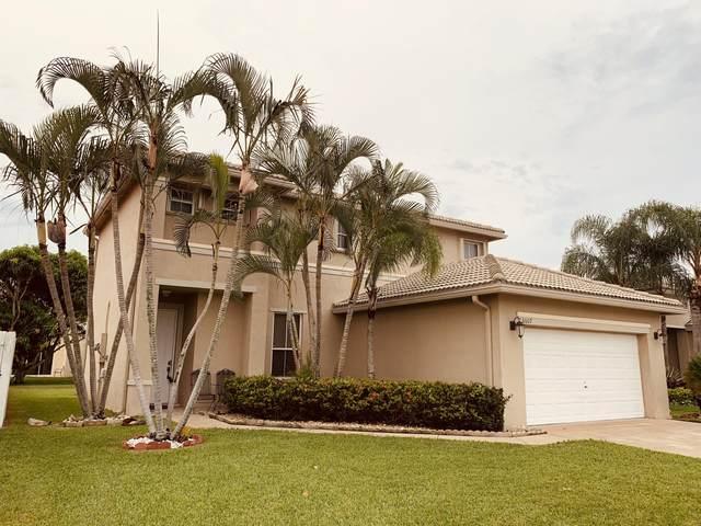 6607 Windmill Way, Greenacres, FL 33413 (MLS #RX-10637586) :: Berkshire Hathaway HomeServices EWM Realty