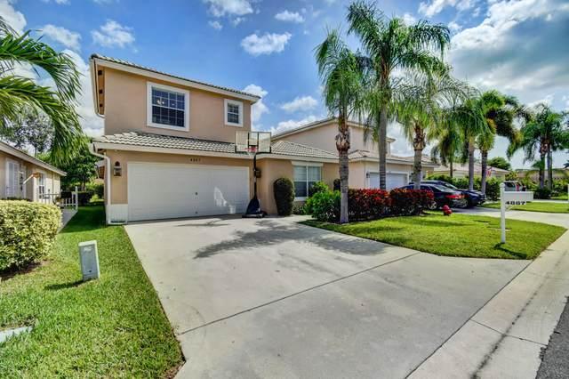 4887 Lombard Pass Drive, Lake Worth, FL 33463 (MLS #RX-10637606) :: Berkshire Hathaway HomeServices EWM Realty