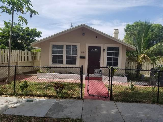 619 58th Street, West Palm Beach, FL 33407 (#RX-10637607) :: The Rizzuto Woodman Team