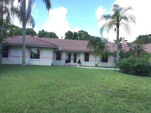 18800 SE Crosswinds Lane SE, Jupiter, FL 33478 (MLS #RX-10637614) :: Berkshire Hathaway HomeServices EWM Realty