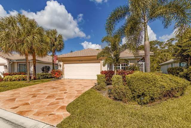 2848 Waters Edge Circle, Greenacres, FL 33413 (MLS #RX-10637618) :: Berkshire Hathaway HomeServices EWM Realty