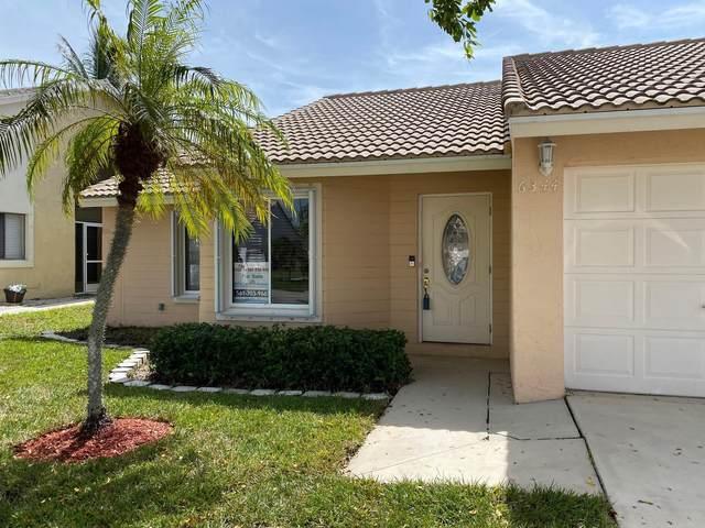 6344 Country Fair Circle, Boynton Beach, FL 33437 (MLS #RX-10637634) :: Berkshire Hathaway HomeServices EWM Realty