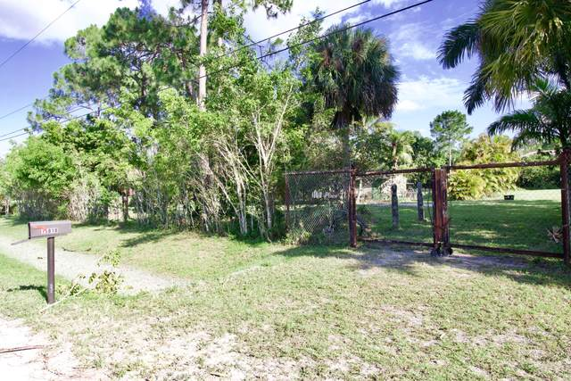 15818 63rd Place N, Loxahatchee, FL 33470 (#RX-10637655) :: Ryan Jennings Group
