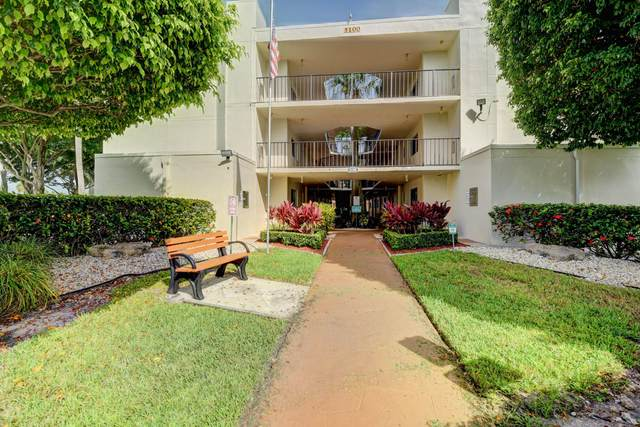5100 Las Verdes Circle #206, Delray Beach, FL 33484 (MLS #RX-10637663) :: Berkshire Hathaway HomeServices EWM Realty