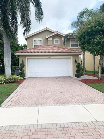 7963 Red Mahogany Road, Boynton Beach, FL 33437 (MLS #RX-10637671) :: Berkshire Hathaway HomeServices EWM Realty
