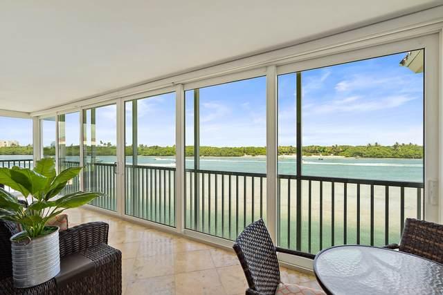 100 Waterway Road E307, Tequesta, FL 33469 (#RX-10637675) :: Ryan Jennings Group
