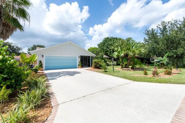 941 NE Zebrina Senda, Jensen Beach, FL 34957 (MLS #RX-10637688) :: Berkshire Hathaway HomeServices EWM Realty