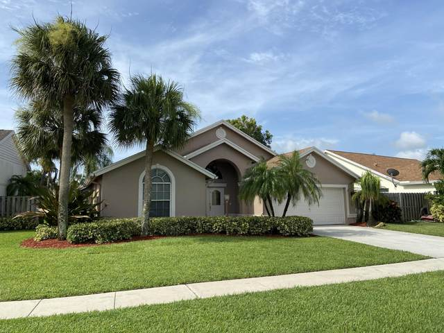 12916 Meadowbreeze Drive, Wellington, FL 33414 (MLS #RX-10637694) :: Berkshire Hathaway HomeServices EWM Realty