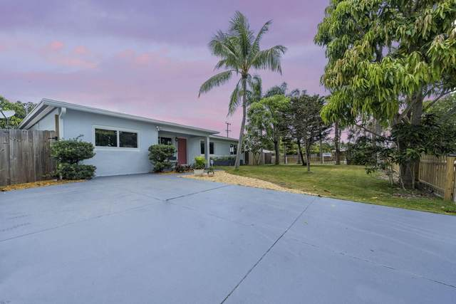 1702 15th Avenue N, Lake Worth Beach, FL 33460 (#RX-10637705) :: Ryan Jennings Group