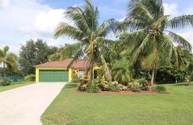 2658 SW Cactus Circle, Port Saint Lucie, FL 34953 (#RX-10637716) :: Ryan Jennings Group