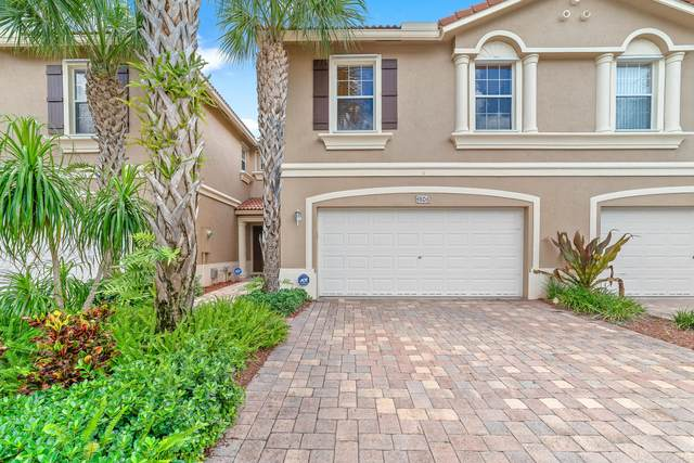 4806 Cohune Palm Court #4806, Greenacres, FL 33463 (MLS #RX-10637727) :: Berkshire Hathaway HomeServices EWM Realty