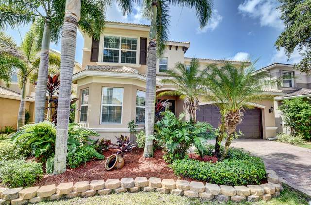 7952 Emerald Winds Circle Circle, Boynton Beach, FL 33473 (MLS #RX-10637728) :: Berkshire Hathaway HomeServices EWM Realty