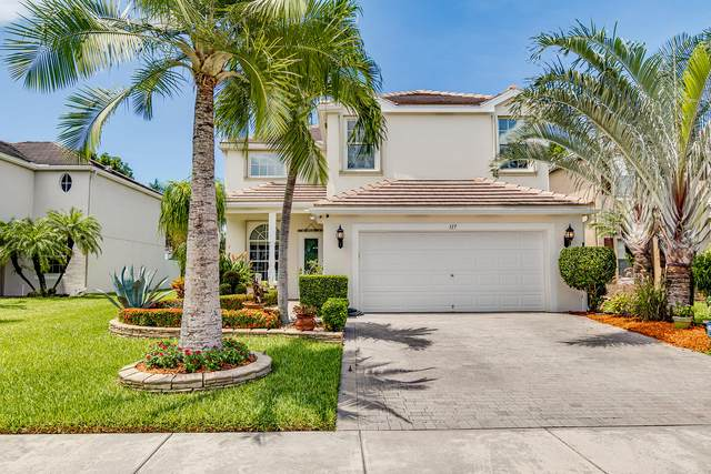 117 Newberry Lane, Royal Palm Beach, FL 33414 (#RX-10637729) :: Ryan Jennings Group