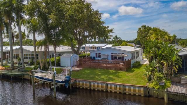 151 SE Paradise Place, Stuart, FL 34997 (MLS #RX-10637730) :: Berkshire Hathaway HomeServices EWM Realty