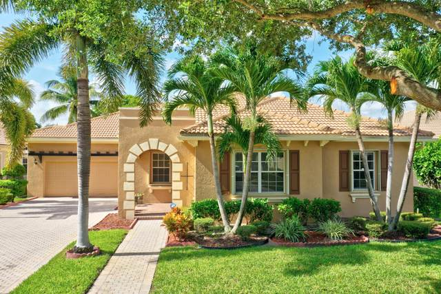 116 Palmfield Way, Jupiter, FL 33458 (MLS #RX-10637732) :: Berkshire Hathaway HomeServices EWM Realty