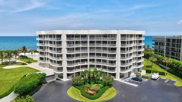 3360 S Ocean Boulevard 2H Il, Palm Beach, FL 33480 (#RX-10637739) :: Ryan Jennings Group