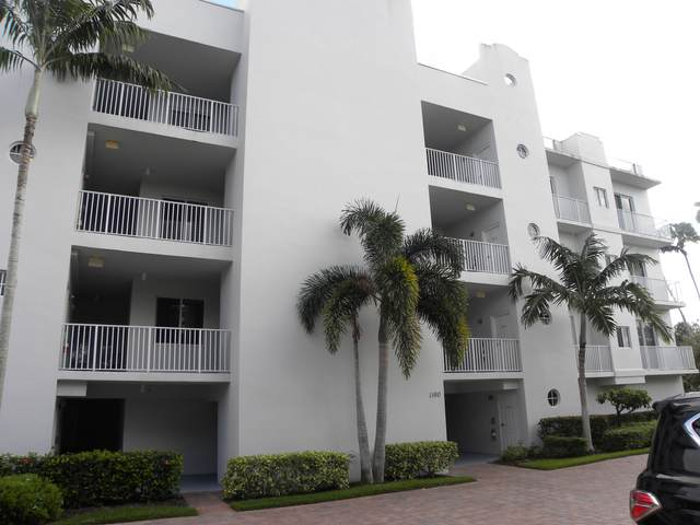 1160 SW Chapman Way #204, Palm City, FL 34990 (MLS #RX-10637756) :: Berkshire Hathaway HomeServices EWM Realty