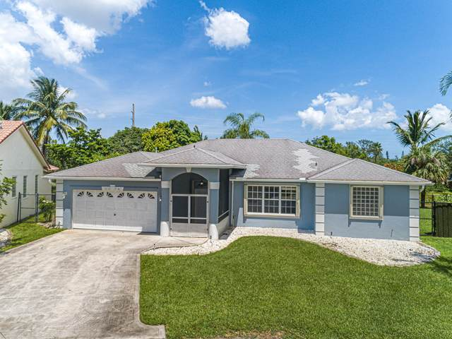 1174 Hatteras Circle, Greenacres, FL 33413 (MLS #RX-10637760) :: Berkshire Hathaway HomeServices EWM Realty