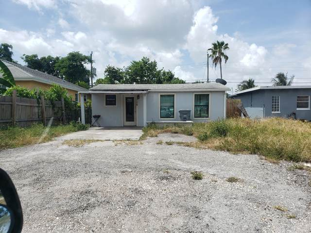 1170 Highview Road, Lantana, FL 33462 (MLS #RX-10637762) :: Berkshire Hathaway HomeServices EWM Realty