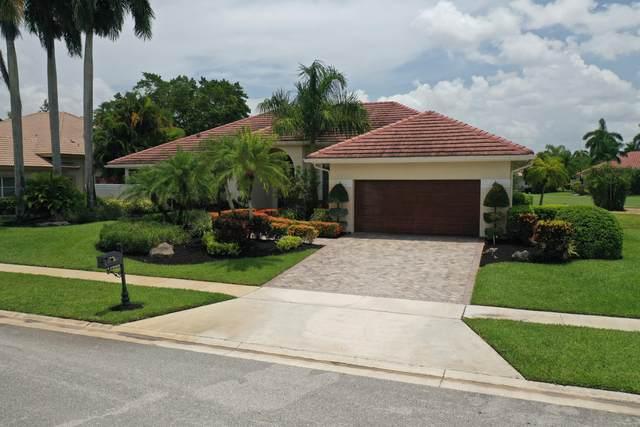 17688 Charnwood Drive, Boca Raton, FL 33498 (MLS #RX-10637766) :: Berkshire Hathaway HomeServices EWM Realty