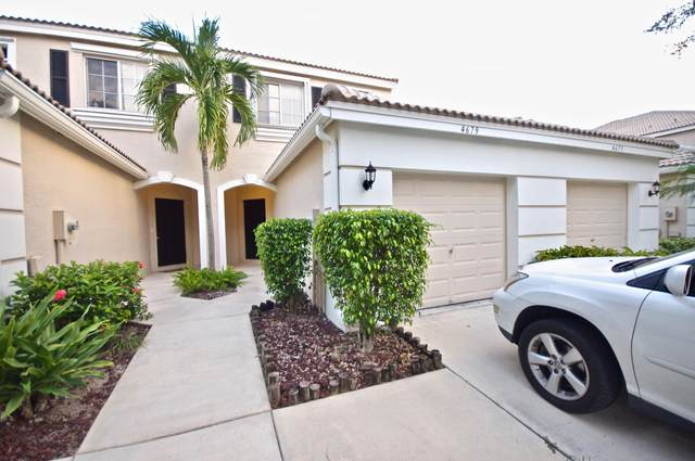 4679 Palmbrooke Circle, West Palm Beach, FL 33417 (MLS #RX-10637771) :: Berkshire Hathaway HomeServices EWM Realty