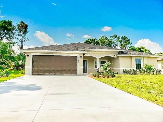5929 NW Bendla Street, Port Saint Lucie, FL 34986 (#RX-10637776) :: Ryan Jennings Group