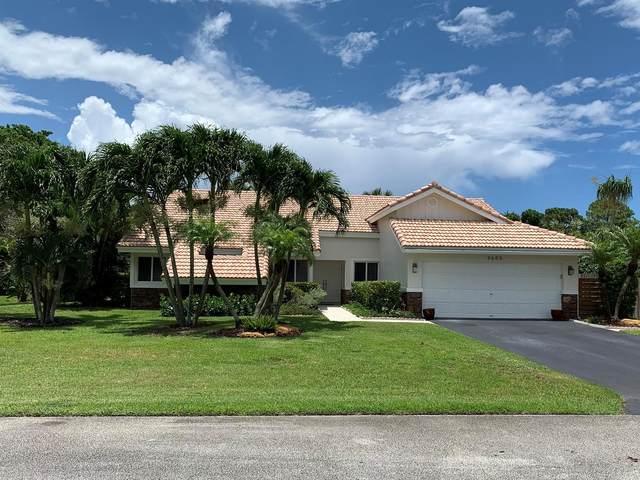 3605 SW 23rd Street, Delray Beach, FL 33445 (MLS #RX-10637782) :: Berkshire Hathaway HomeServices EWM Realty