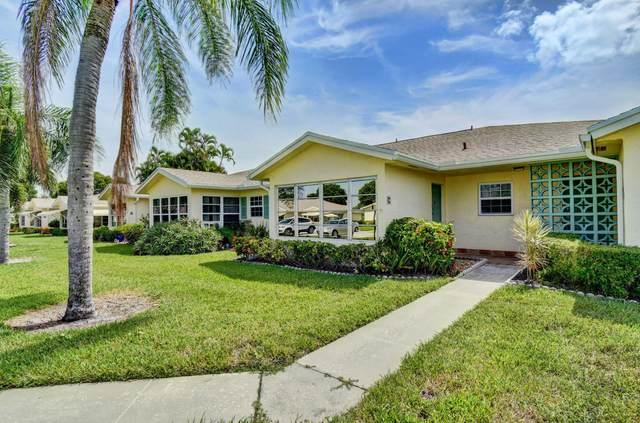 5186 Lakefront Boulevard C, Delray Beach, FL 33484 (#RX-10637784) :: Ryan Jennings Group