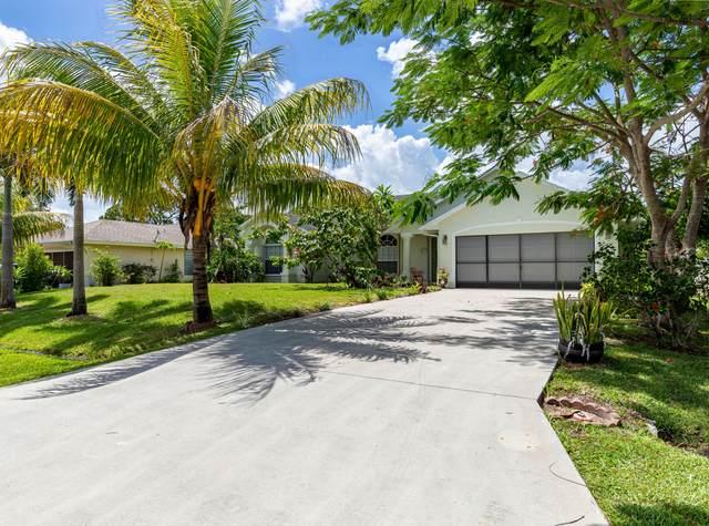 140 SW Todd Avenue, Port Saint Lucie, FL 34983 (#RX-10637796) :: Ryan Jennings Group