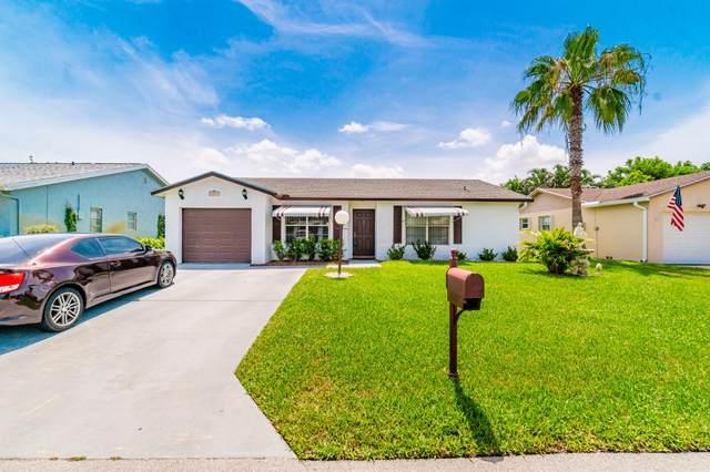 6319 Summer Sky Lane, Greenacres, FL 33463 (MLS #RX-10637801) :: Berkshire Hathaway HomeServices EWM Realty