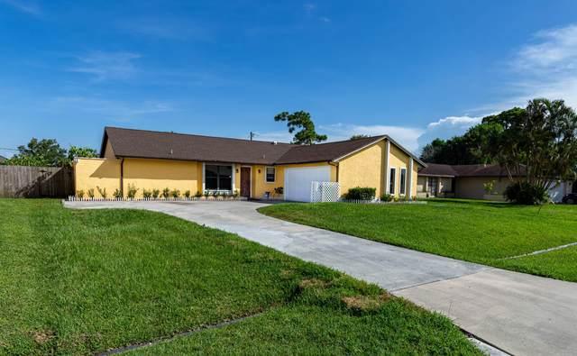 144 NE Sagamore Terrace, Port Saint Lucie, FL 34953 (#RX-10637803) :: Ryan Jennings Group