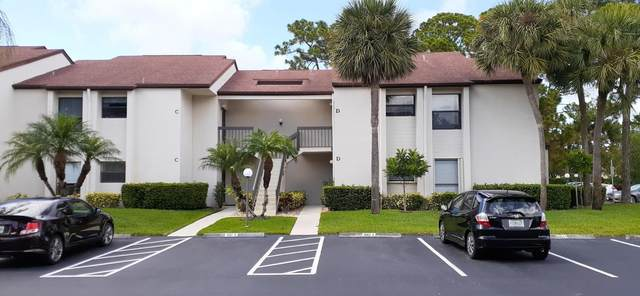 1002 Wingfoot Drive D, Jupiter, FL 33458 (MLS #RX-10637827) :: Berkshire Hathaway HomeServices EWM Realty