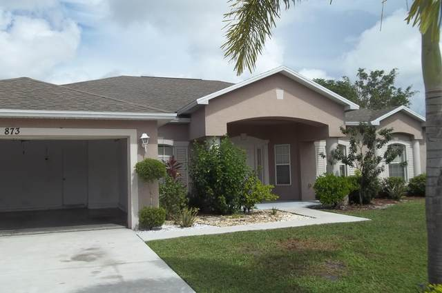873 SW Thrift Av Avenue, Port Saint Lucie, FL 34953 (#RX-10637853) :: Ryan Jennings Group