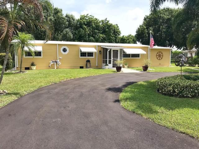 8119 South Street, Boca Raton, FL 33433 (#RX-10637871) :: The Rizzuto Woodman Team