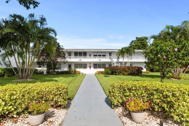 33 Sheffield B #33, West Palm Beach, FL 33417 (#RX-10637876) :: Posh Properties